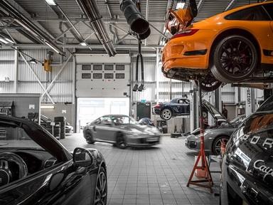 Porsche Service Centre Brooklands Homepage - Porsche service