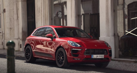The Macan GTS.