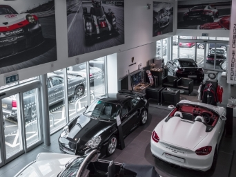 Porsche Approved Pre-Owned