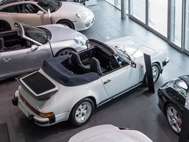 Homepage | Porsche Service Centre Brooklands
